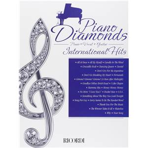 COMPILATION - DIVERS PIANO DIAMONDS : INTERNATIONAL HITS