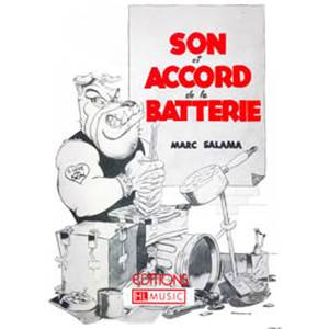 SALAMA MARC - SON ET ACCORD DE LA BATTERIE
