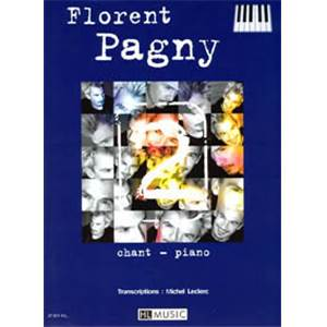 PAGNY FLORENT - ALBUM 2 P/V/G