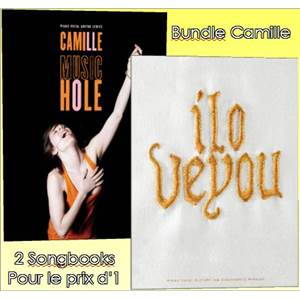 CAMILLE - BUNDLE MUSIC HOLE / ILO VEYOU P/V/G