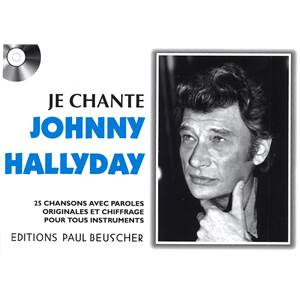 HALLYDAY JOHNNY - JE CHANTE JOHNNY HALLYDAY