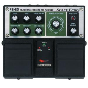 PEDALE EFFETS BOSS RE-20 SPACE ECHO