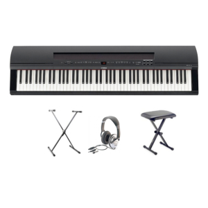 PIANO NUMERIQUE PORTABLE YAMAHA P-255B PACK