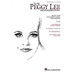 LEE PEGGY - SONGBOOK P/V/G