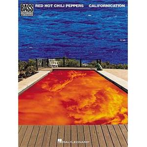 RED HOT CHILI PEPPERS - CALIFORNICATION BASS TAB.