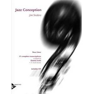 SNIDERO JIM - JAZZ CONCEPTION BASS LINES + CD