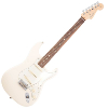 GUITARE FENDER AMERICAN PROFESSIONAL STRATOCASTER ROSEWOOD OLYMPIC WHITE