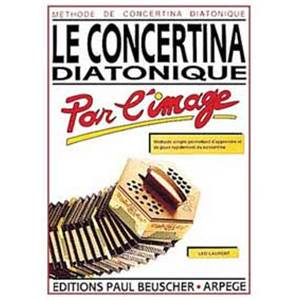 LAURENT LEO - CONCERTINA DIATONIQUE PAR L'IMAGE