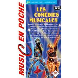 COMPILATION - COMEDIES MUSICALES MUSIC EN POCHE N.42