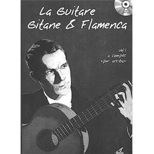 WORMS CLAUDE - METHODE DE GUITARE GITANE ET FLAMENCA VOL.1 + CD