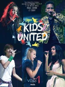 KIDS UNITED - VOLUME 1 PIANO, VOIX ET GUITARE, ET PIANO FACILE