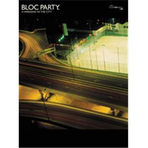 BLOC PARTY - WEEKEND IN CITY GUITAR TAB