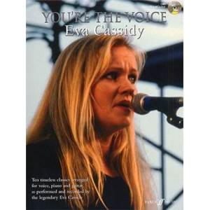 CASSIDY EVA - YOU'RE THE VOICE + CD