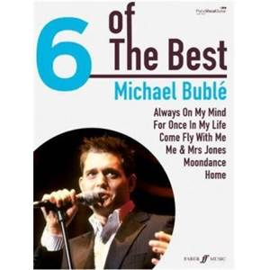 BUBLE MICHAEL - 6 OF THE BEST P/V/G