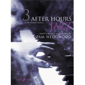COMPILATION - AFTER HOURS JAZZ PIANO SOLO VOL.3