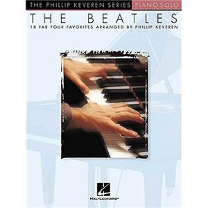 BEATLES THE - PIANO SOLOS COLLECTION PHILLIP KEVEREN