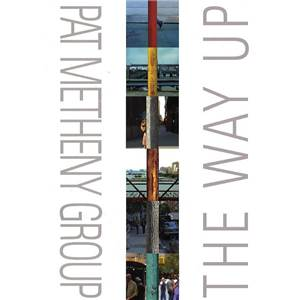 METHENY PAT - THE WAY UP BAND SCORE