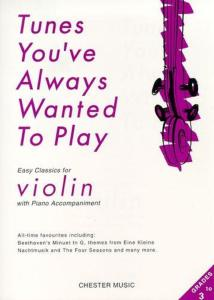 COMPILATION - TUNE YOU'VE ALWAYS WANTED TO PLAY - VIOLON ET PIANO