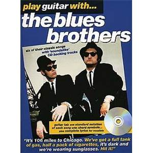BLUES BROTHERS - PLAY GUITAR WITH... + CD