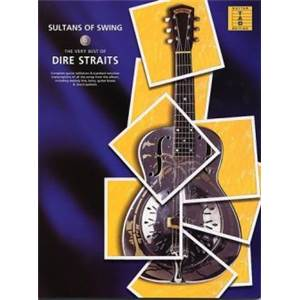 DIRE STRAITS - SULTANS OF SWING BEST OF TAB.