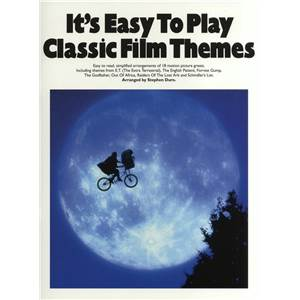 COMPILATION - IT'S EASY TO PLAY CLASSIC FILM THEMES