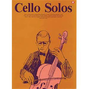 COMPILATION - CELLO SOLOS