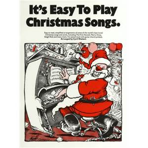 COMPILATION - IT'S EASY TO PLAY CHRISTMAS SONGS