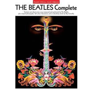 BEATLES THE - COMPLETE ORGAN