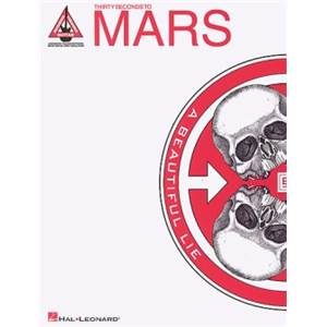 30 SECONDS MARS - 30 SECONDS TO MARS BEAUTIFUL LIE GUITAR TAB