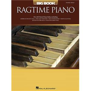 COMPILATION - BIG VOL.OF RAGTIME PIANO OVER 60 CLASSICS