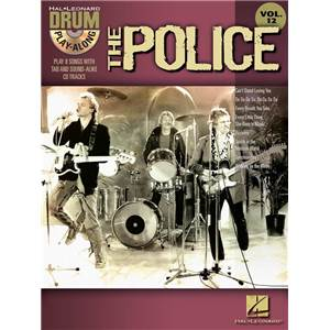 POLICE THE - DRUM PLAY ALONG VOL.12 + CD