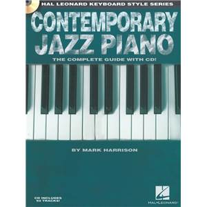 HARRISON MARK - CONTEMPORARY JAZZ PIANO THE COMPLETE GUIDE + CD