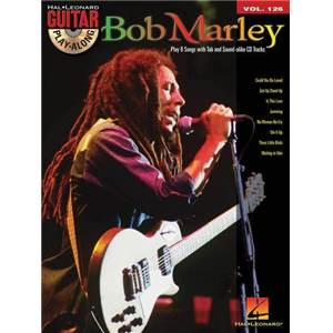 MARLEY BOB - GUITAR PLAY ALONG VOL.126 + CD