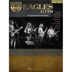 EAGLES THE - GUITAR PLAY ALONG VOL.162 THE EAGLES HITS + CD