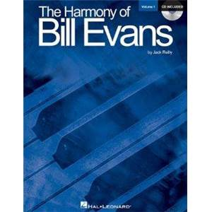 EVANS BILL / REILLY JACK - THE HARMONY OF BILL EVANS BY JACK REILLY + CD
