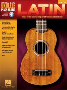 COMPILATION - UKULELE PLAY-ALONG VOLUME 37 LATIN + ONLINE AUDIO ACCESS