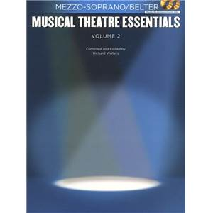 COMPILATION - MUSICAL THEATRE ESSENTIALS: MEZZO SOPRANO VOL.2 + 2 CD