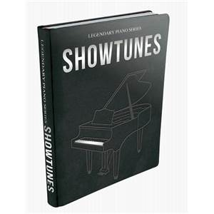 COMPILATION - SHOWTUNES LEGENDARY PIANO SERIES