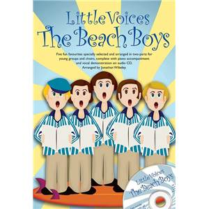 BEACH BOYS - LITTLE VOICES + CD