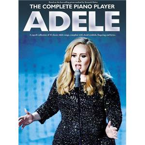 ADELE - COMPLETE PIANO PLAYER