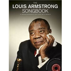 ARMSTRONG LOUIS - THE LOUIS ARMSTRONG SONGBOOK + CD
