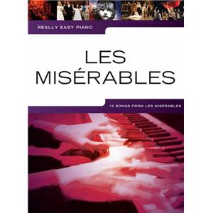 COMPILATION - REALLY EASY PIANO LES MISERABLES