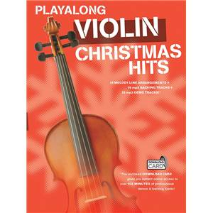 COMPILATION - PLAY ALONG 18 CHRISTMAS HITS + DOWNLOAD CARD