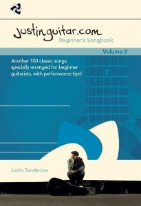 COMPILATION - JUSTINGUITAR.COM BEGINNER'S SONGBOOK VOLUME 2 100 CLASSIC SONGS TO LEARN GUITAR