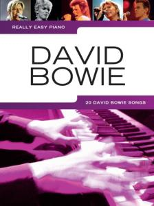 BOWIE DAVID - REALLY EASY PIANO BOWIE DAVID