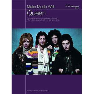 QUEEN - BEST OF GUITAR TAB.