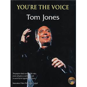 JONES TOM - YOU'RE THE VOICE + CD