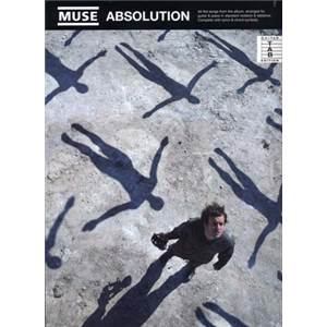 MUSE - ABSOLUTION GUIT. TAB.