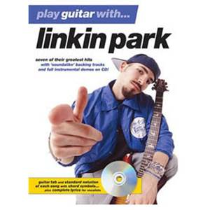 LINKIN PARK - PLAY GUITAR WITH... + CD