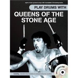 QUEENS OF THE STONE AGE - PLAY DRUMS WITH.... + CD